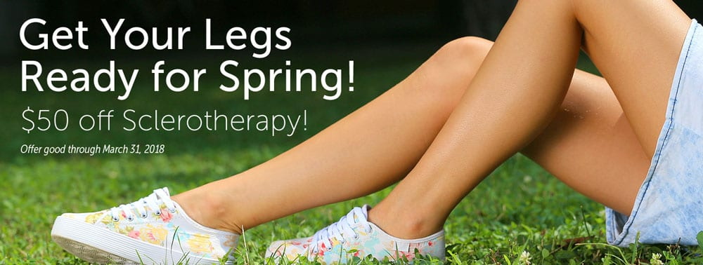 Get Your Legs Ready for Spring